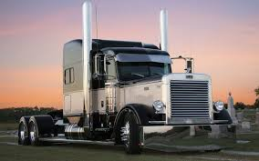 Two Tone Pete Peterbilt Big Rig 18wheeler Wallpaper # | Trucks ...