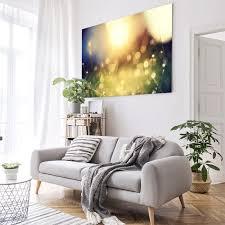 bedrucktes acrylglas als magnetwand küchen hintergrund motiv 27 sonnenstrahlen