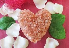 le de cristal de sel recette galet en cristal de sel pour le bain aroma zone