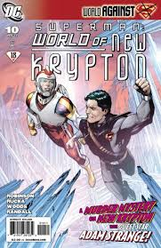 Superman World Of New Krypton Volume
