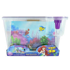 Spongebob Fish Tank Ornaments Uk by The Little Mermaid Disney Big Eye Fish Aquarium Fish Tank Amazon