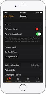 Update your Apple Watch Apple Support