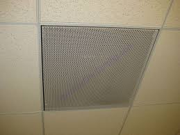 Drop Ceiling Vent Deflector by Magnetic Ceiling Vent Covers 3464