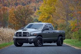 100 Build Dodge Truck Nicks 10Second 2006 Ram 2500 Was Built With The Help Of Diesel