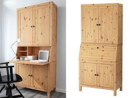 Corner Desk With Hutch Ikea by Ikea Secretary Desk Hutch Hemnes Bureau Youtube Alve Photos Hd