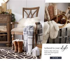 Havertys Dining Room Furniture by Havertys Holiday Entryway