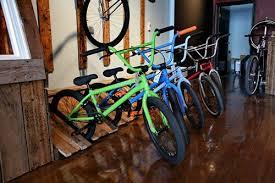 BMX Bikes At Lets Roast