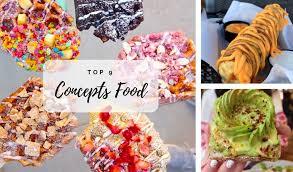 univers de la cuisine top 9 des concepts food originaux tout l univers de la cuisine