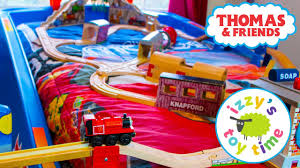 Thomas The Tank Engine Toddler Bed by Thomas And Friends Bed Track Challenge Thomas Train With Brio