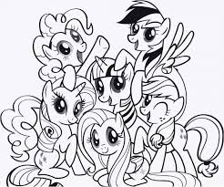 My Little Pony Coloring Pages Twilight Sparkle Alicorn Images