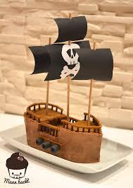 piratenschiff torte für jeden möchtegern sparrow und