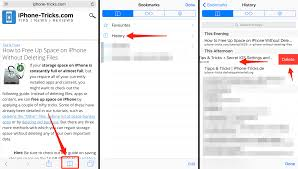 How to Clear Safari History on Your iPhone