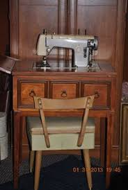 sears kenmore sewing machine and cabinet model 1120 sewing