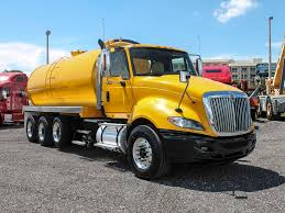 2011 INTERNATIONAL PRO-STAR SEPTIC TANK TRUCK FOR SALE #2776