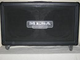 Mesa Boogie Cabinet 2x12 by Mesa Boogie Recto 2x12 Horizontal Image 199708 Audiofanzine