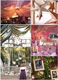 mariage contes de fee decoration table idee