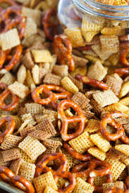 Pumpkin Spice Chex Mix by Grandma U0027s Christmas Chex Mix Table For Two