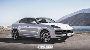 2019 Porsche Cayenne Coupe | Top Speed