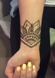 Top Ten Henna Tattoo Designs