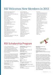 Rpi Help Desk Ees by 2013 Railway Supply Institute Annual Report U0026 Membership Directory