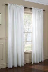 thermalogic rod pocket curtain liner rhapsody lined pole top curtain thermavoile panel european style