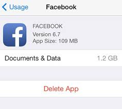What is Documents and Data on iPhone iOS 11 How to Clear