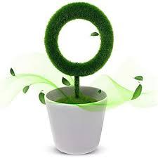 l b mr luftreiniger kunstrasen luftfilter mini pflanze