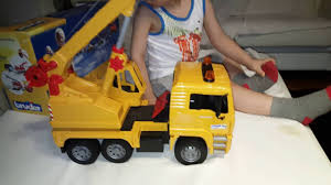 Bruder MAN Vinçli Kamyon Sarı 02754 Unboxing - YouTube Bruder Toys Man Tga Flatbed Tow Truck W Crane Cross Country Vehicle Scania Rseries Liebherr With Lights And Sound Man Timber Mountain Baby 3570 Charlies Direct By Tgs Fundamentally Side Loading Garbage Orangewhite 02761 Review Youtube Garbage Truck Toy Harlemtoys Mack Granite The Best 2018 Abschlepplkw Off Road Car 40017027506 Ebay