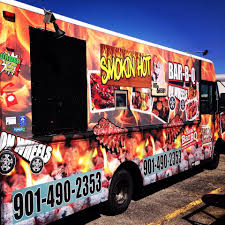 Smokin Hot BBQ Food Truck - Posts - Memphis, Tennessee - Menu ...