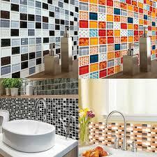 fliesenaufkleber 25 x 25 cm für küche bad farben matt glanz