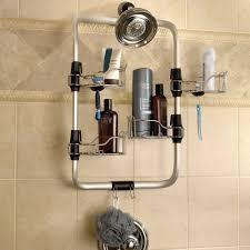 Teak Bathtub Caddy Canada by Bathroom Design Inspiring Bathroom Storage With Shower Caddy