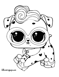 LOL Surprise Doll Series 2 How To Draw Kitty Queen Coloring Pages 2336771
