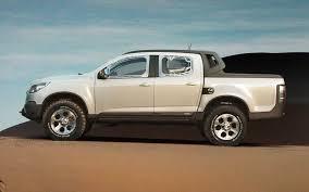 Canyon Carver: Chevrolet Reveals Colorado Rally Concept In Argentina ...