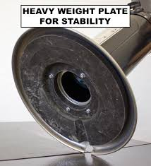 Hiland Patio Heater Manual by Hiland Cast Iron Weight Plate Tabletop Heater Parts Az Patio