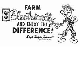 Reddy Kilowatt Character Lamp by Reddy Kilowatt Archives