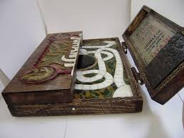Hand Made Jumanji Board For Everyone Who Courts Danger