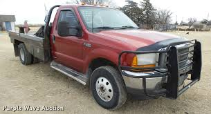 Used Deweze Bale Beds For Sale 2001 ford f350 super duty xlt bale bed truck item db1848