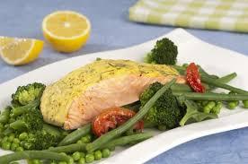 cuisiner filet de saumon recette filet de saumon gratiné à l aneth 750g