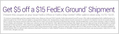 $5 Off $15 Ground Shipping Collection Fedex Kinkos Color Prting Cost Per Page Coupon Die Cut Label Multilayer Promo Code Buy Labelmultilayer Labelpromo Product On New York Review Of Books Educator Discount Polo Coupon 30 Off Discount Fedex Office Dhl Express Best Hybrid Car Lease Deals Express Delivery Courier Shipping Services United Officemax Coupons Shopping Deals Codes November Ship Center 1155 Harrison St In San Francisco Max Printable Feb 2019 Apples Gold Jewelry Wwwfedexcomwelisten Join Feedback Survey To Win