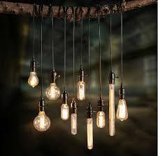 retro incandescent vintage light bulb e26 e27 edison bulbs for