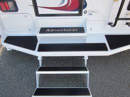 100 Truck Bumper Step 2016 SeaDeck Comfort Step Bumper 1