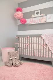 chambre de fille bebe chambre bebe fille et gris étonnant éclairage décoration