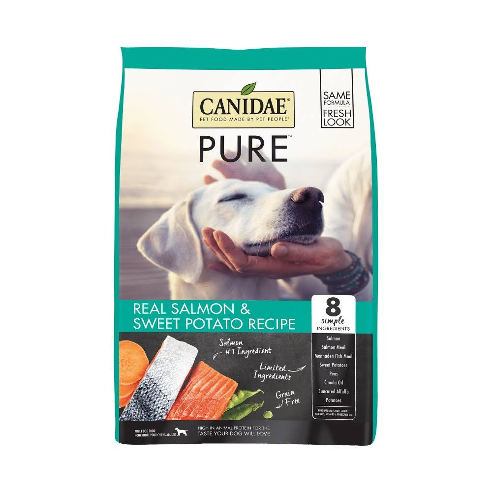 Canidae Grain Free Pure Sea Adult Dog Food - Fresh Salmon