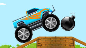 Monster Truck Stunts | Games For Kids | Cartoons And Games For ... Racing Monster Truck Funny Videos Video For Kids Car Games Truck Toddler Bed Style Eflyg Beds Max Cliff Climber Monster Truck Kids Toy Mega Tow Challenge Kids 12 Appealing For Photo Inspiration Colors To Learn With Trucks Loading A Lot Of 3d Offroad Toy Rc Remote Control Blue Best Love Color Children S Cra 229 Unknown Children Drawing At Getdrawings Unique Of