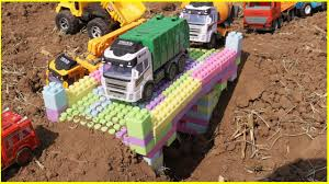 100 Dump Trucks Videos Kids Video Dump Truck For Kids Video For Children Car Toy