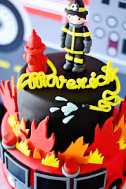 100 Truck Birthday Cakes Download Firefighter Cake ABC