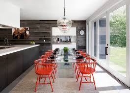 Harmonious Open Kitchen To Dining Room by 20 Lovely Glass Sliding Doors In The Dining Room Home Design Lover