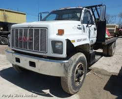 1991 GMC C7000 TopKick Flatbed Truck | Item DA8066 | SOLD! J... Gmc Flatbed Mod For Farming Simulator 2015 15 Fs Ls 1969 Truck Lego Pinterest And 1998 Sierra 3500 Sle Ext Cab Flatbed Pickup Ite Used 2000 C6500 For Sale 2143 2005 3500hd Item L5778 Sold Se Urban Advertising Art 0025 An Old 1951 Gmc Truck Trucks Accsories 1987 K3186 Marc 2008 Style Points Photo Image Gallery 2012 Sierra Flatbed Truck In Az 2371