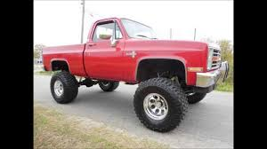 1987 Chevy V10 Silverado Lifted Truck For Sale - YouTube