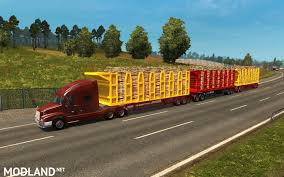 Traffic Double Triple Trailers ETS2 (1.27.x 1.28.x) Mod For ETS 2 Custom Peterbilt Show Truck Trucks Pinterest Peterbilt Ets2 Mods Triple Trailer American Reefer Euro Simulator 2005 379 Triple Axle Semi Truck Item D4174 Sol Steam Workshop Best For Ets 2 131x Version R Diesel They Named This Project One Trucks Mrtruck News You Can Use Truspickup Free And Suv Gray Wpls185 74000 Lb Capacity Wireless Portable Lift System Us About Us Solutions Rc Adventures Chrome King Hauler Liebherr Loader On Axle Tamiya Pulls 8x8 Tipper Top 5 Of The 2015 Sema Autoguidecom